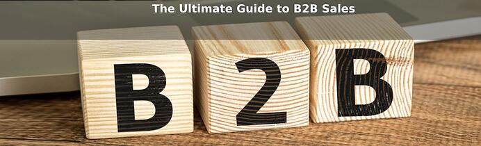 Ultimate Guide B2B Sales