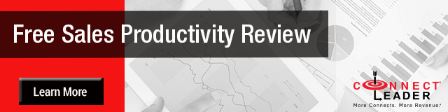 sales productivity review