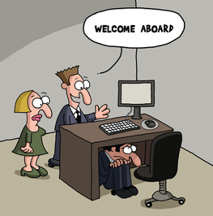 new-office-worker
