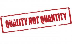 qualitynotquantity
