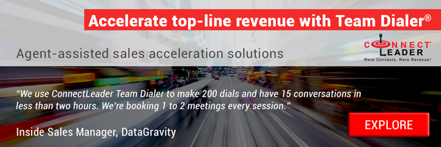 Sales acceleration solutions