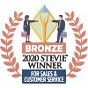 Bronze Stevie Award