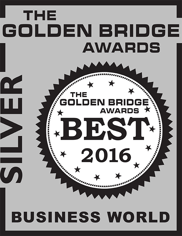 2016 Golden Bridge Business and Innovation Awards
