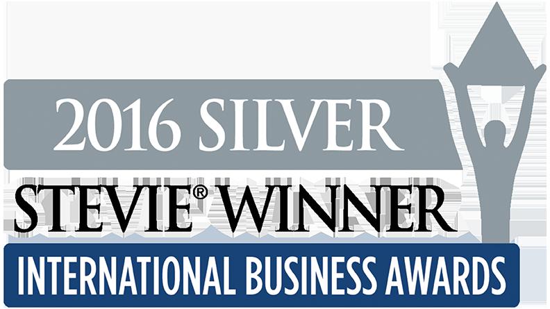 2016 Stevie Awards International Business Awards